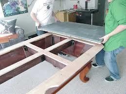 Pool table moves in Klamath Falls Oregon