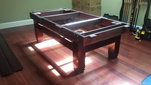 Correctly performing pool table installations, Klamath Falls Oregon